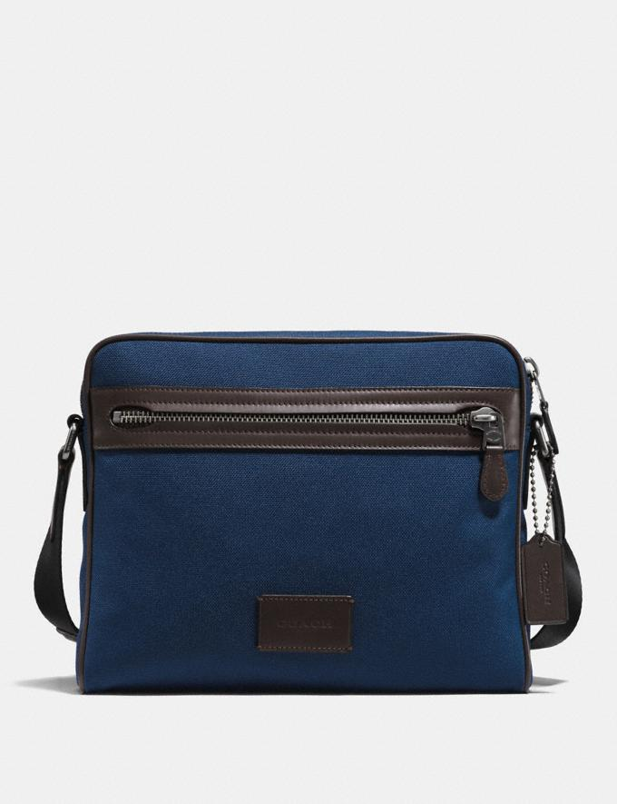 Coach Metropolitan Camera Bag Bright Navy/Chestnut/Black Antique Nickel SUMMER SALE Sale Edits New to Sale New to Sale