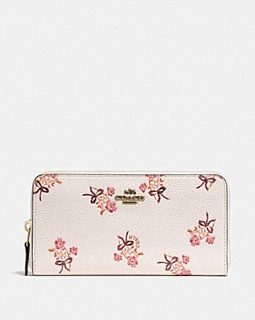 Coach Womens Large Wallets