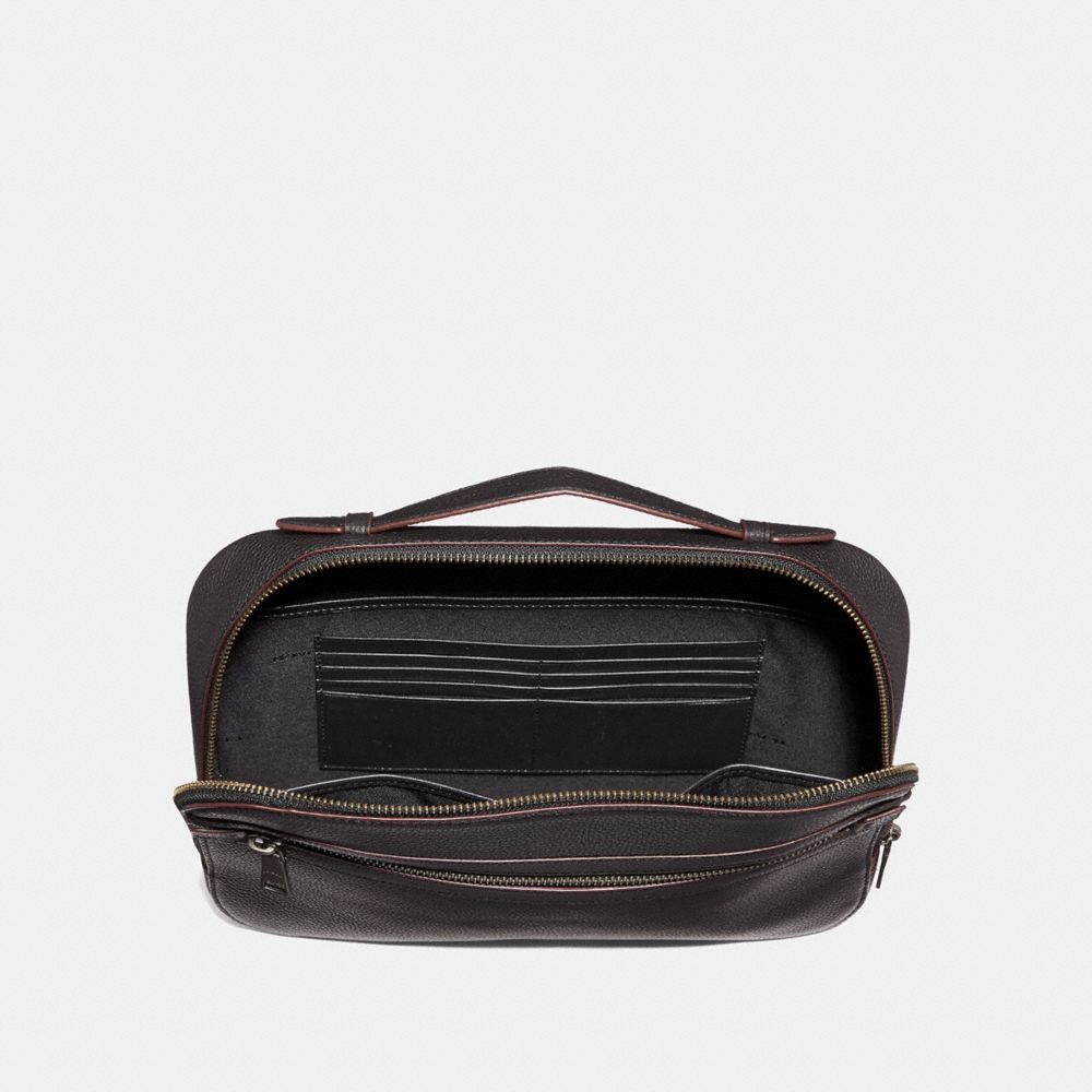 Coach Academy Travel Case Alternate View 1