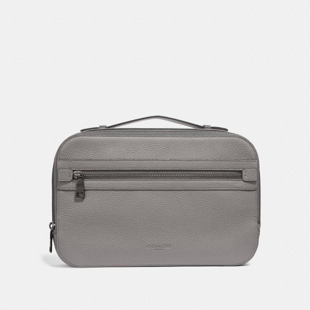 Coach Academy Travel Case