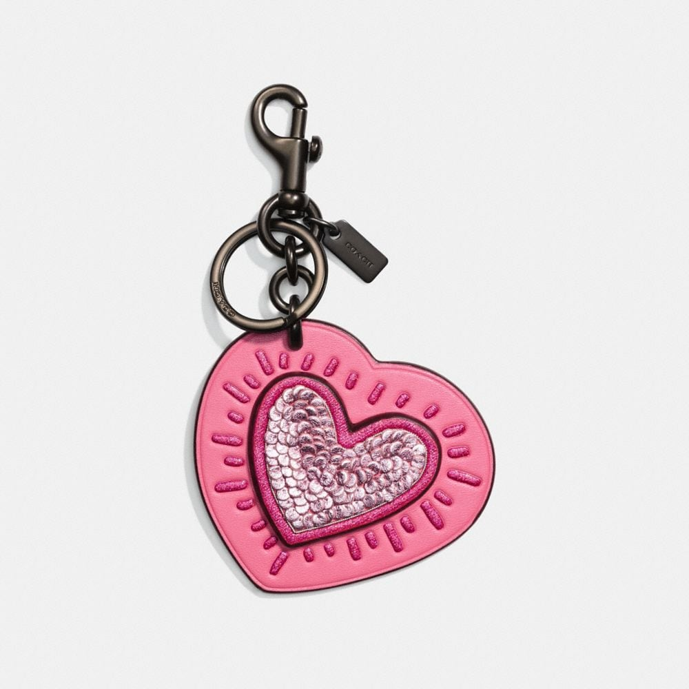 COACH X KEITH HARING BAG CHARM