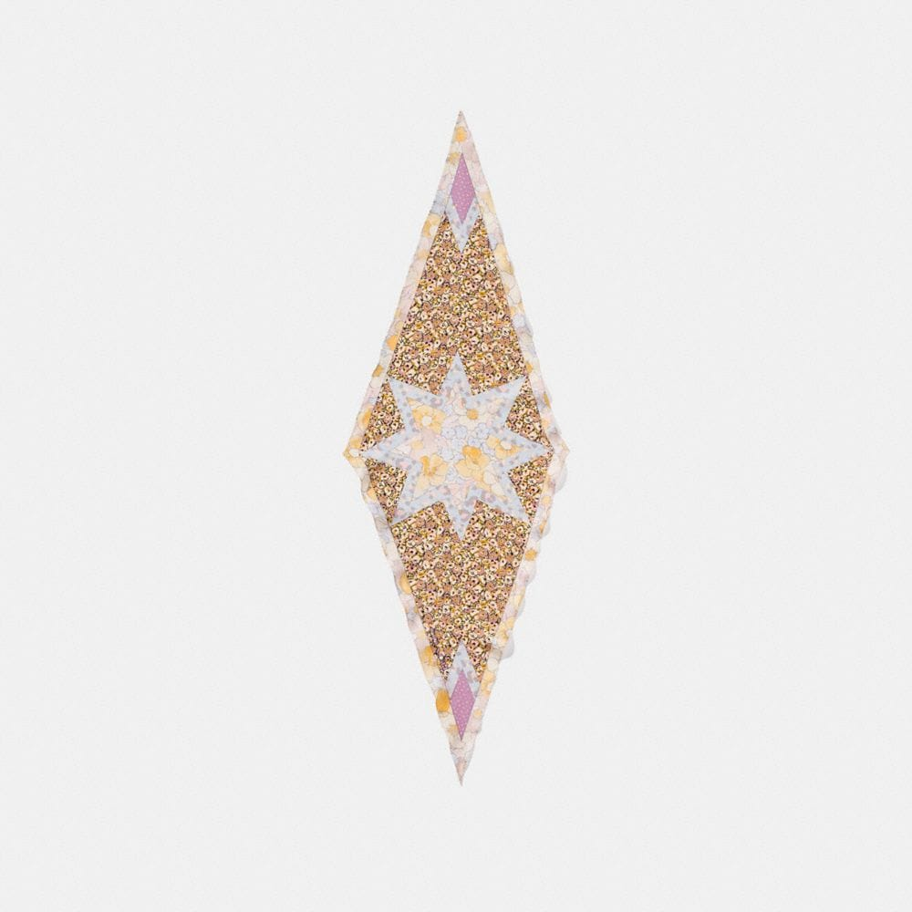 patchwork diamond