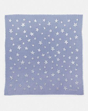 STAR PRINT SQUARE