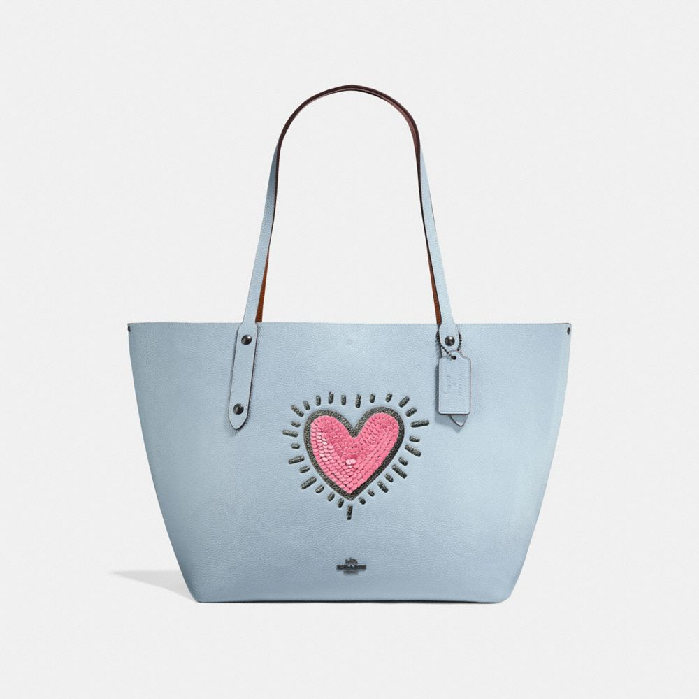 Coach Coach X Keith Haring Market Tote
