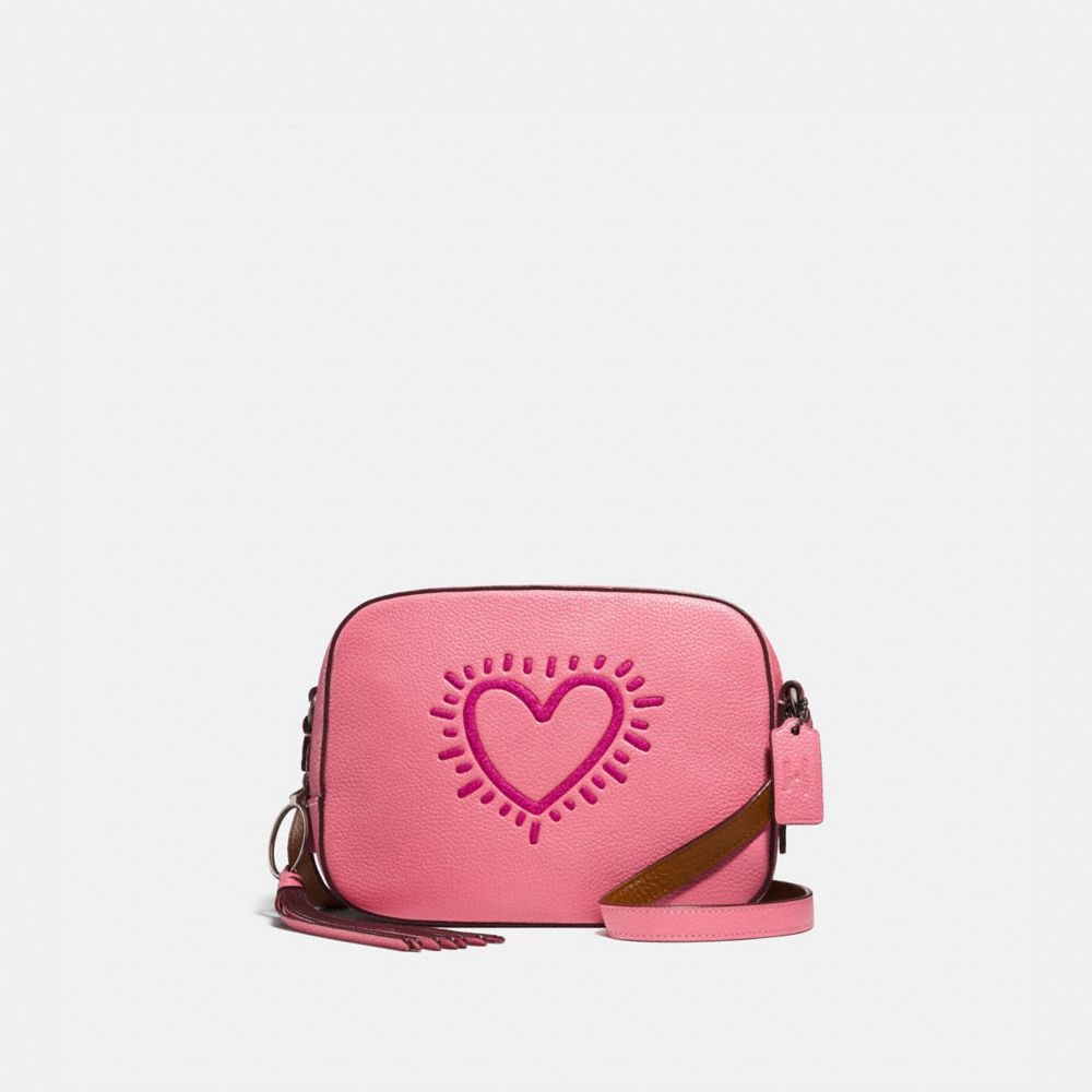 COACH X KEITH HARING KAMERATASCHE