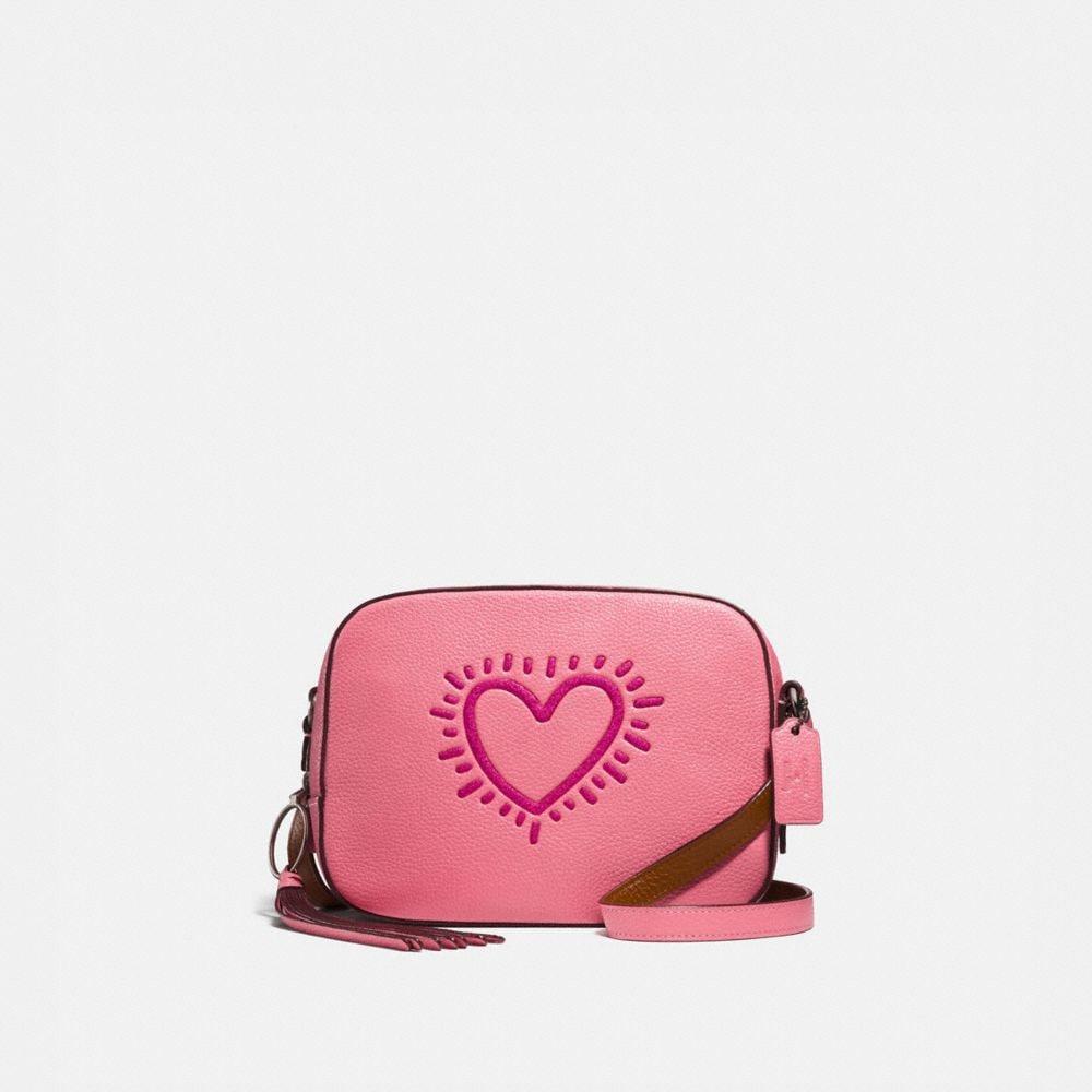 Coach Coach X Keith Haring Camera Bag
