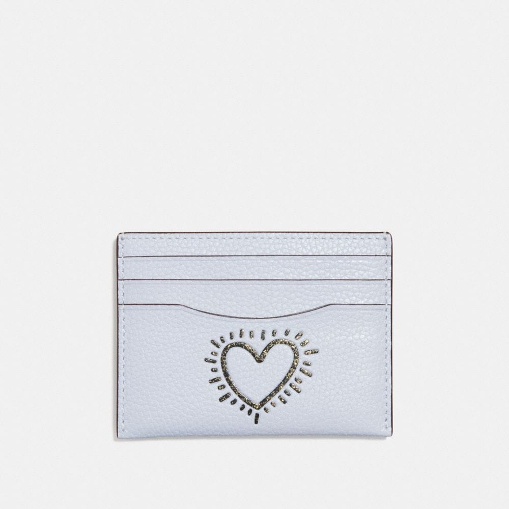 COACH X KEITH HARING CARD CASE