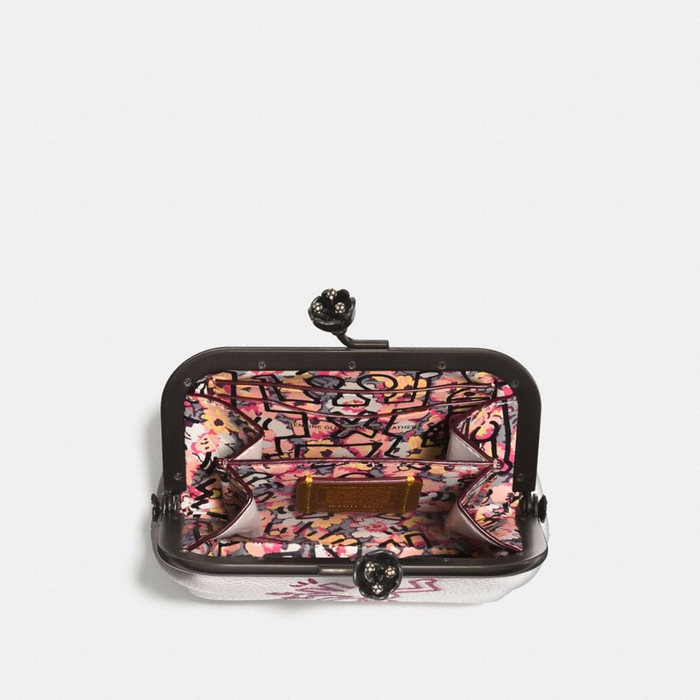 Coach Coach X Keith Haring Frame Pouch Alternate View 1