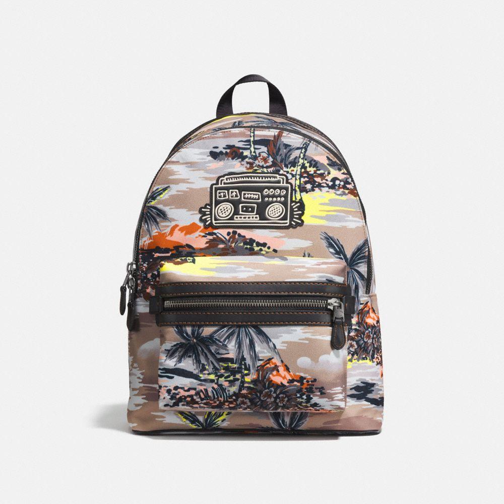 Coach Coach X Keith Haring Academy Backpack in Cordura® Fabric