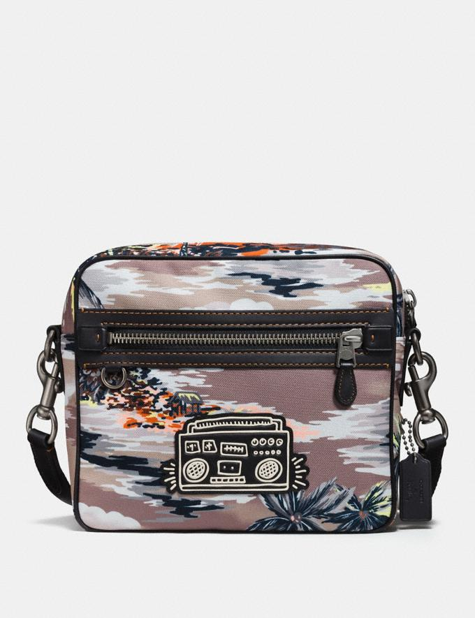Coach Coach X Keith Haring Dylan 27 Black Copper/Hawaiian Brown DEFAULT_CATEGORY