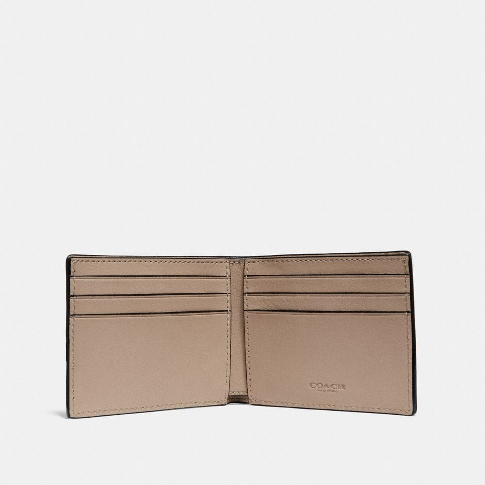 Coach Slim Billfold Wallet Alternate View 1