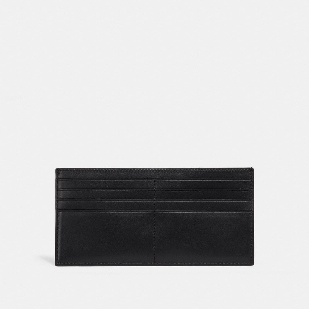 Coach Multifunctional Wallet in Signature Canvas Alternate View 5