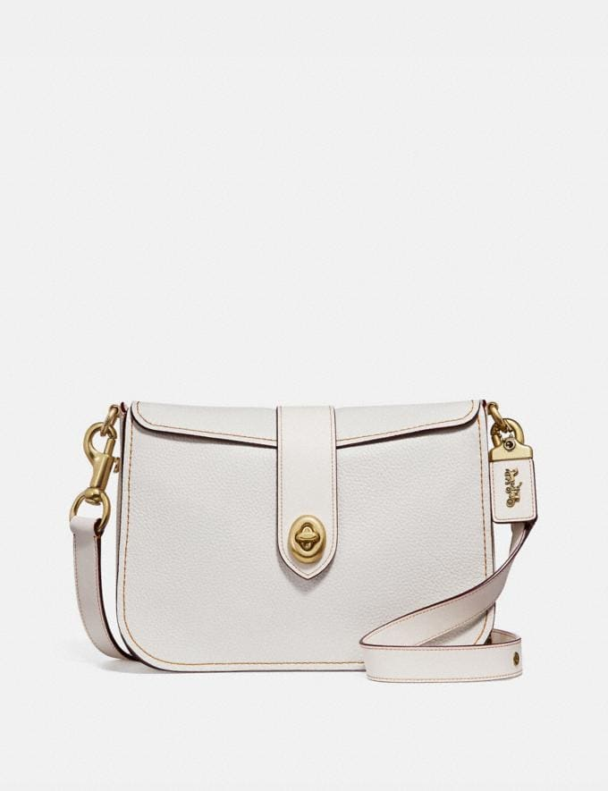 Coach Page 27 Brass/Chalk Women Bags View All