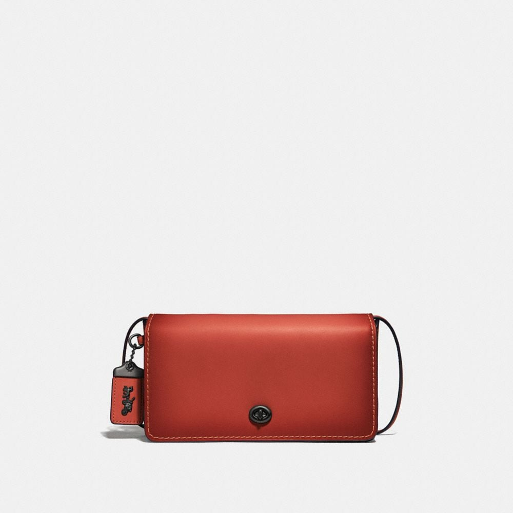 COACH DINKY WITH HEART PRINT - WOMEN'S