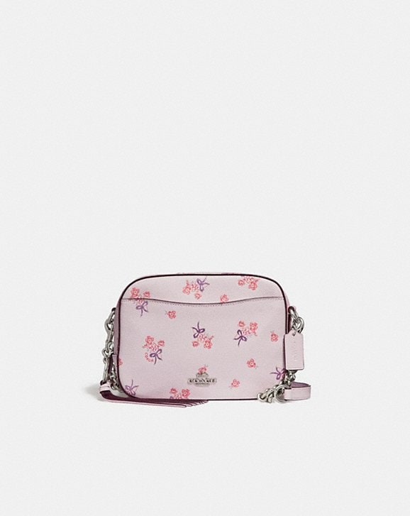 Coach camera bag with floral bow print coach camera bag with floral bow print mightylinksfo