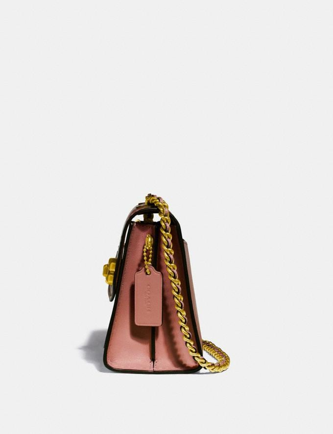 Coach Parker 18 Light Peach/Brass Women Collection Parker Alternate View 1