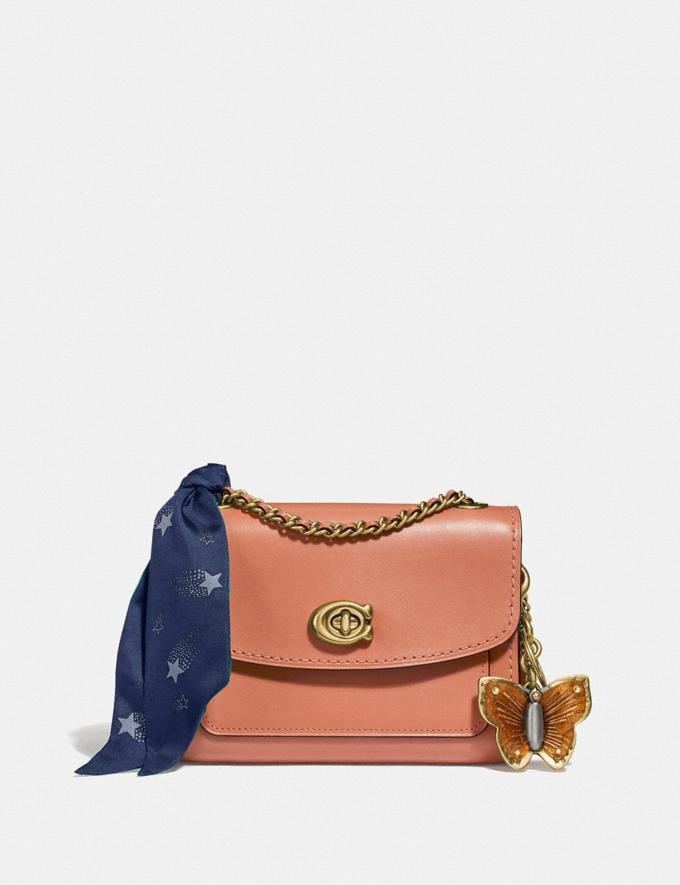 Coach Parker 18 Light Peach/Brass Women Collection Parker Alternate View 3
