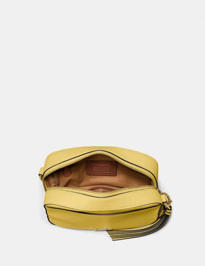 Coach Camera Bag Gd/Retro Yellow PRIVATE SALE For Her Bags Alternate View 2