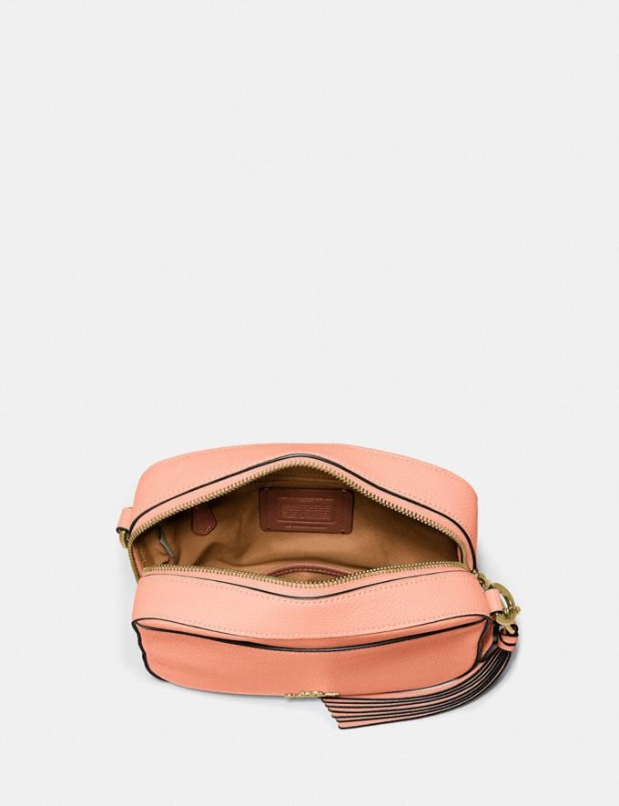 Coach Camera Bag Gd/Faded Blush New Women's New Arrivals Bags Alternate View 2