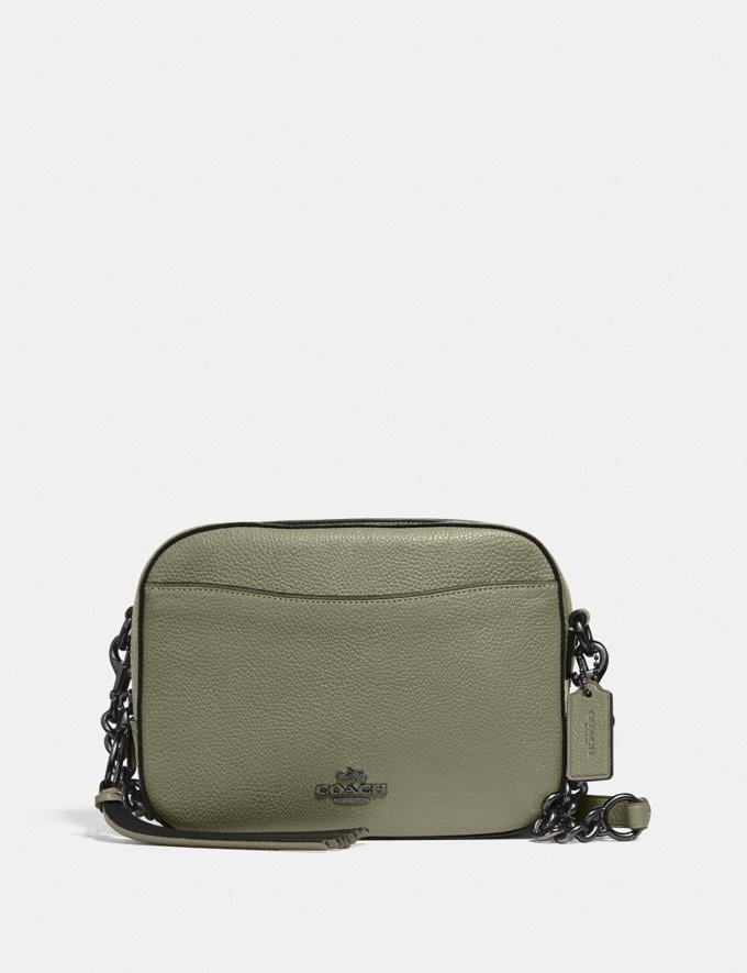 Coach Camera Bag V5/Light Fern Women Bags Crossbody Bags