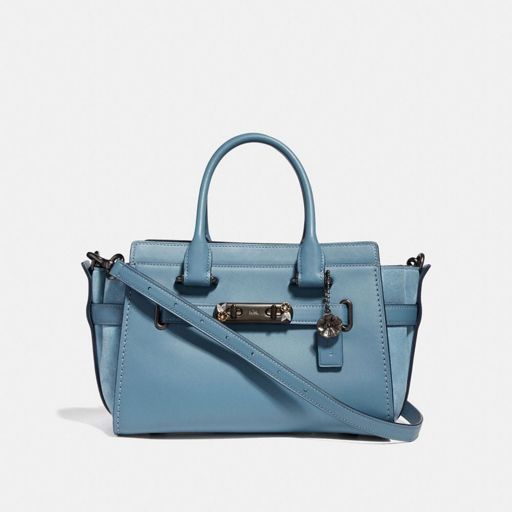 Coach Coach Swagger 27 With Tea Rose Detail