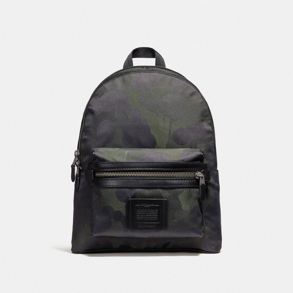 ACADEMY BACKPACK IN WILD BEAST PRINT CORDURA® FABRIC