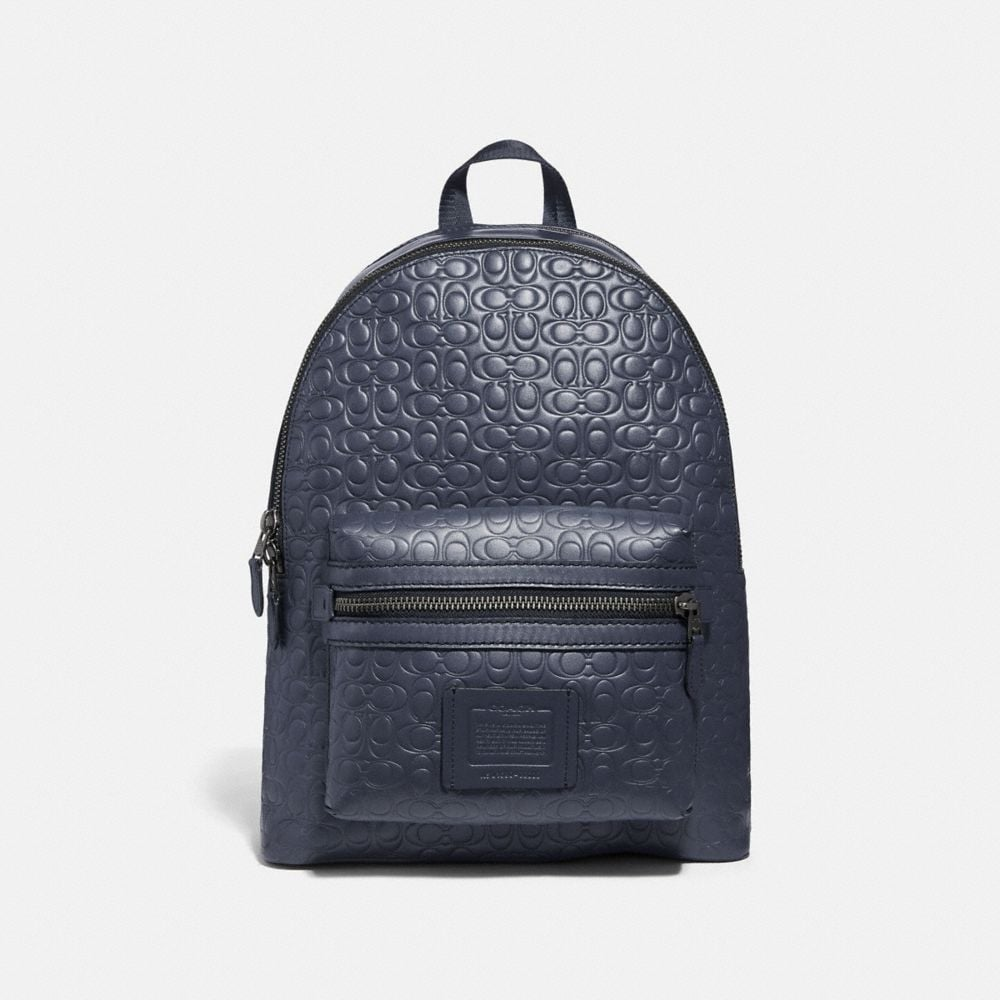 Academy Backpack in Signature Leather | COACH