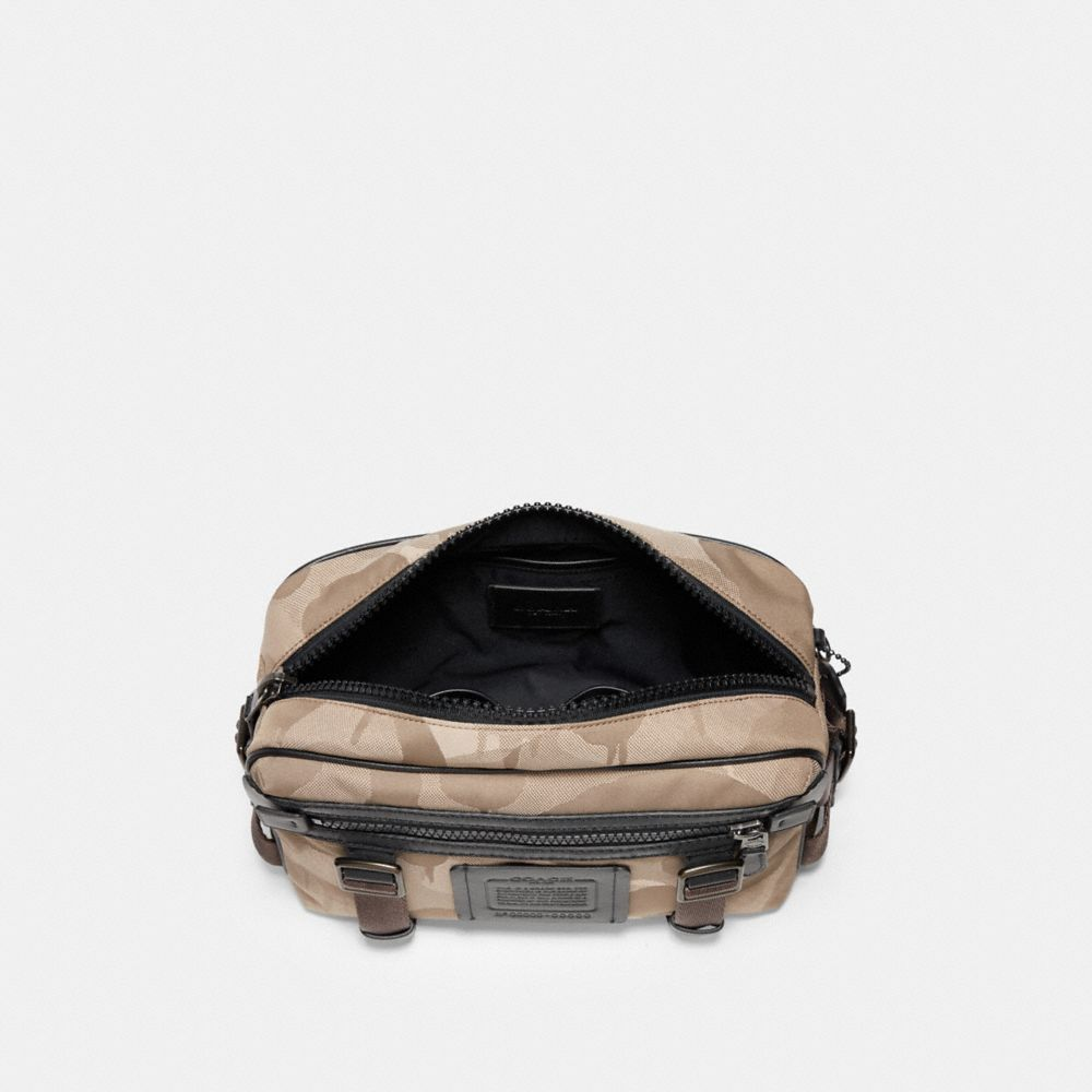 Coach Utility Pack With Wild Beast Print Alternate View 2