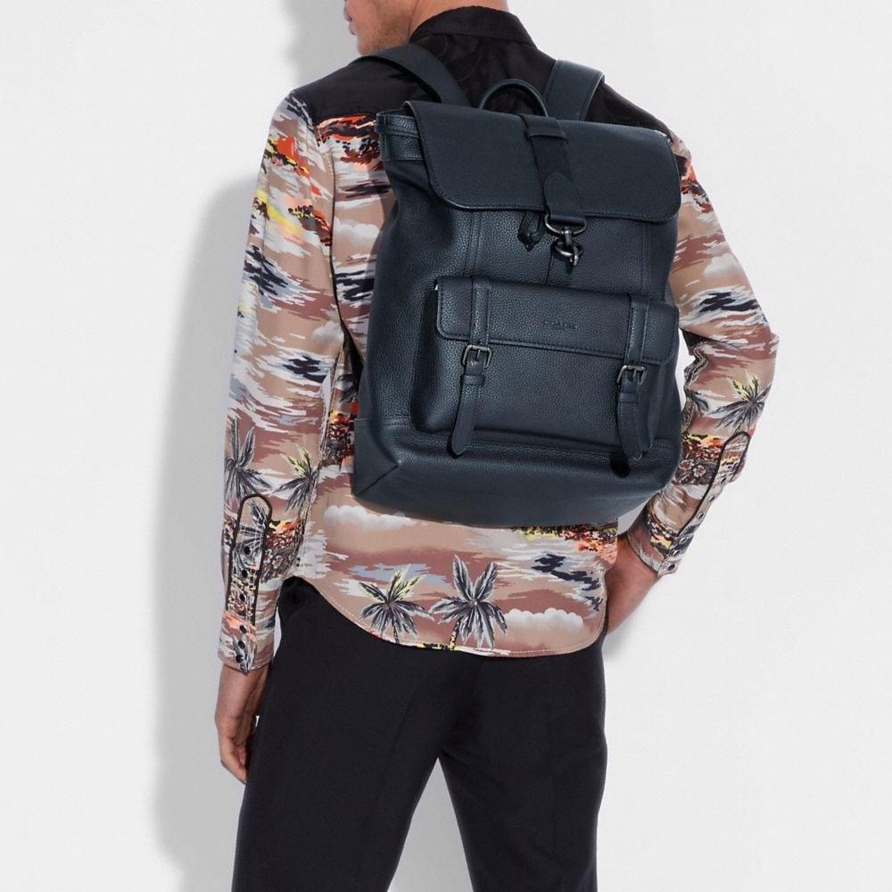 Coach Bleecker Backpack Alternate View 3