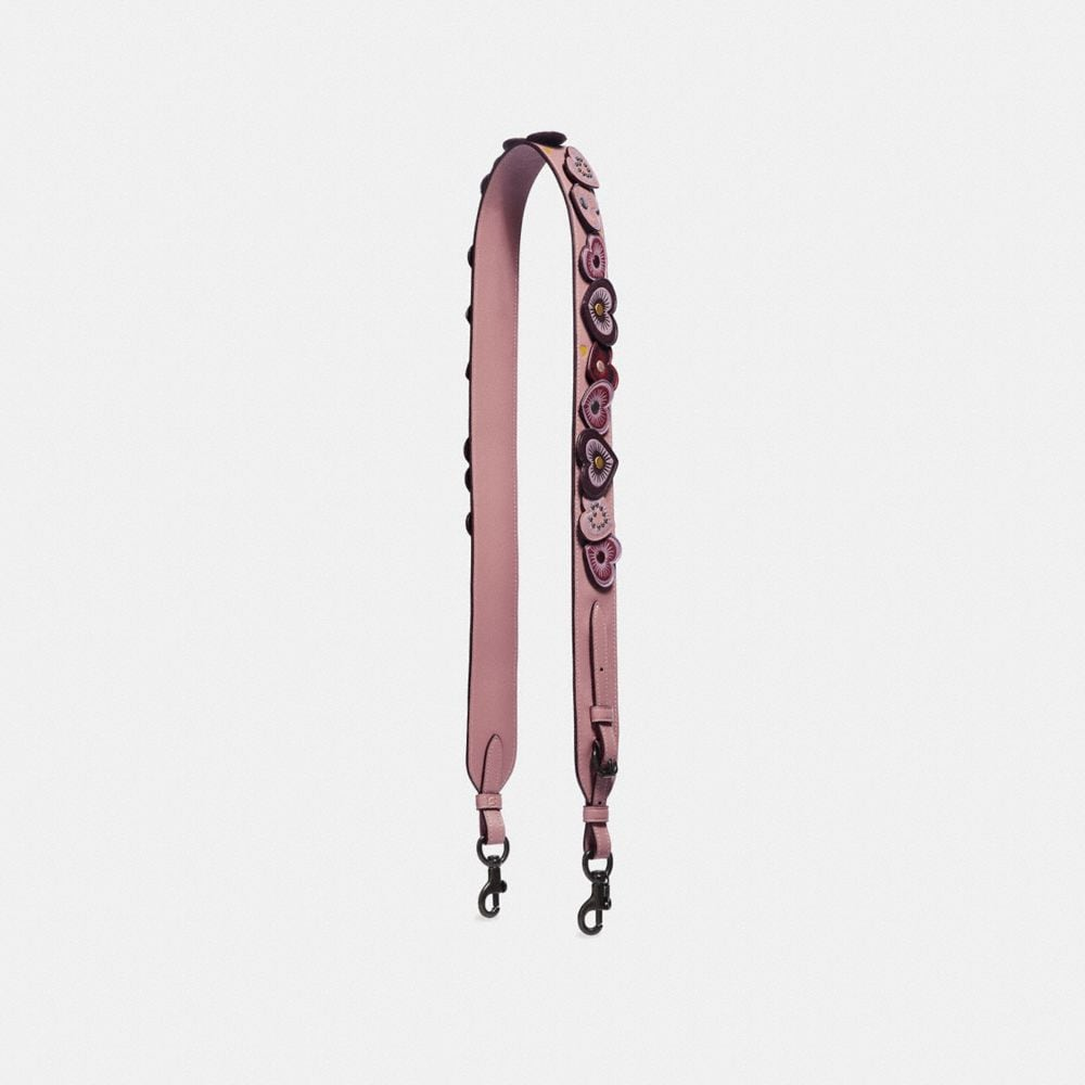 Coach Strap With Hearts