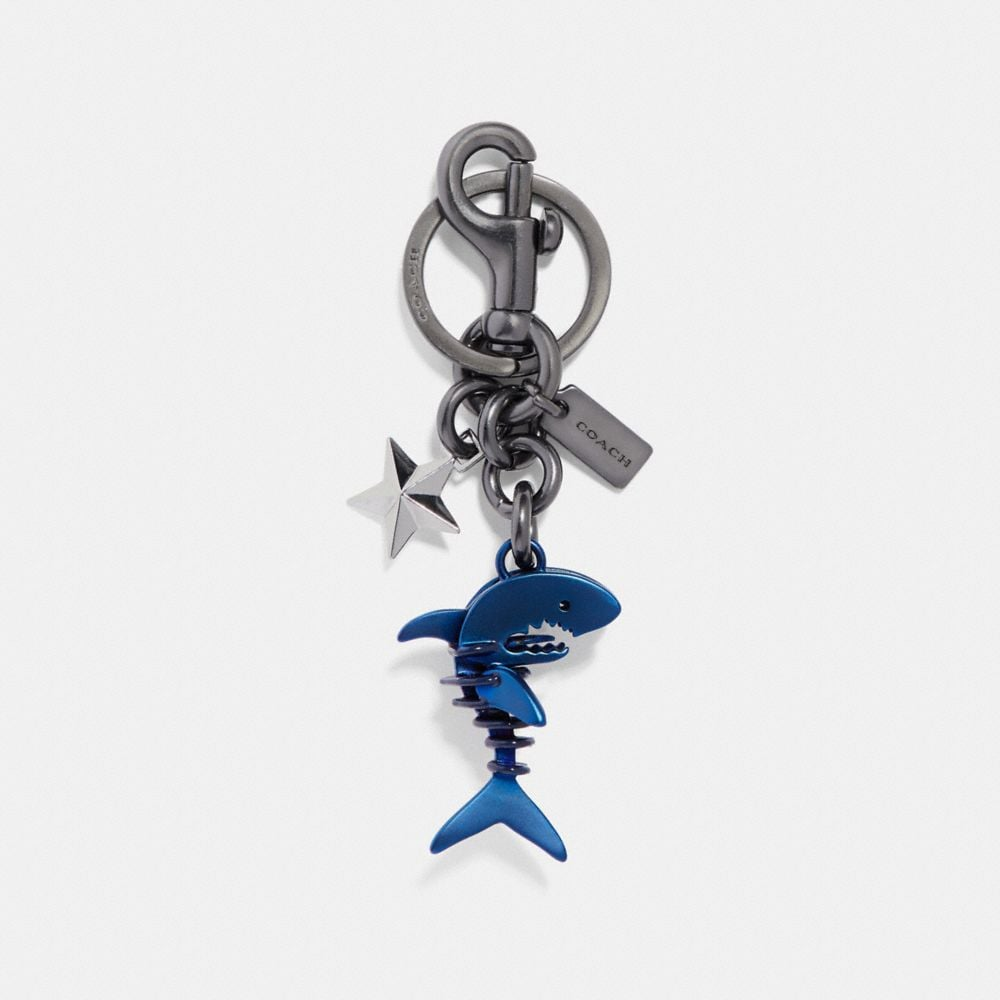 SHARKY BAG CHARM