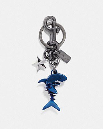 SHARKY BAG CHARM