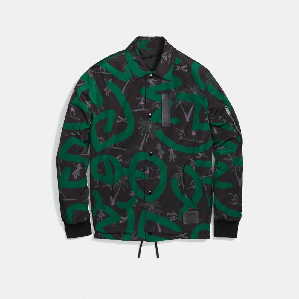 Coach Coach X Keith Haring Jacket