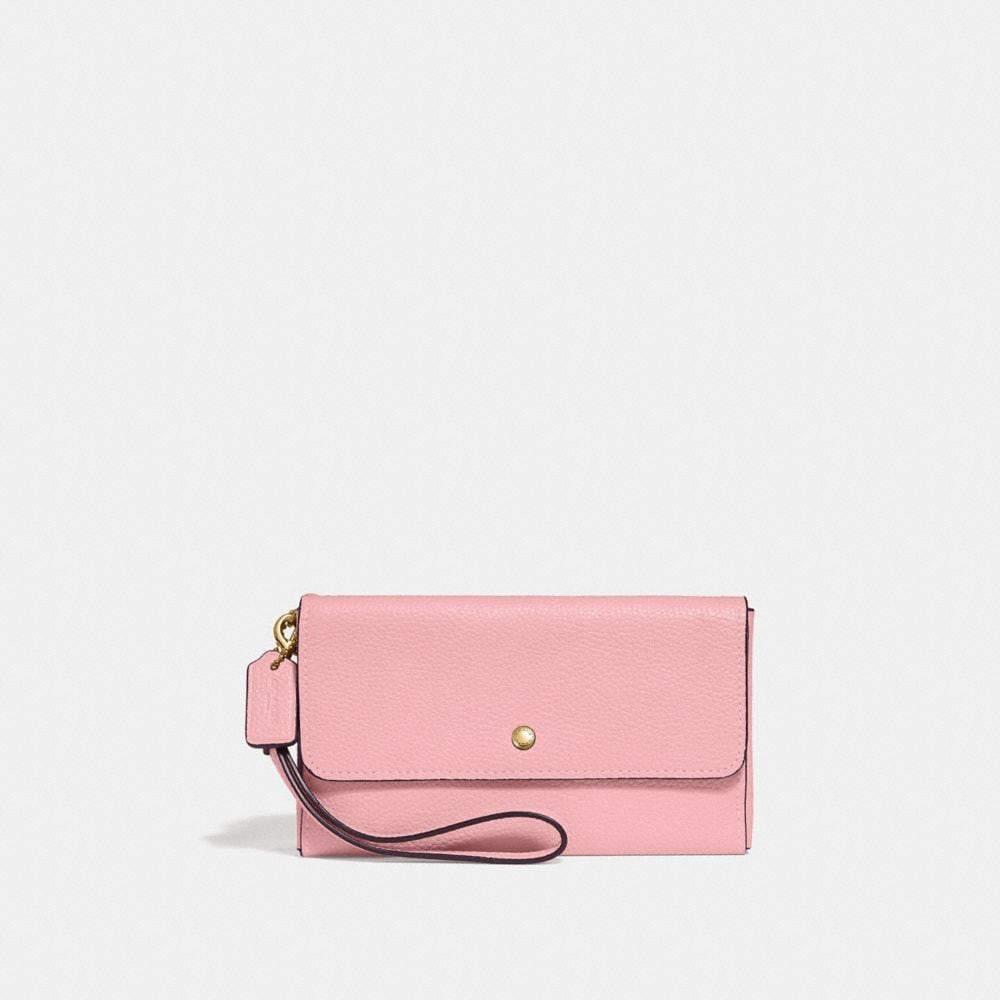 Coach Triple Small Wallet