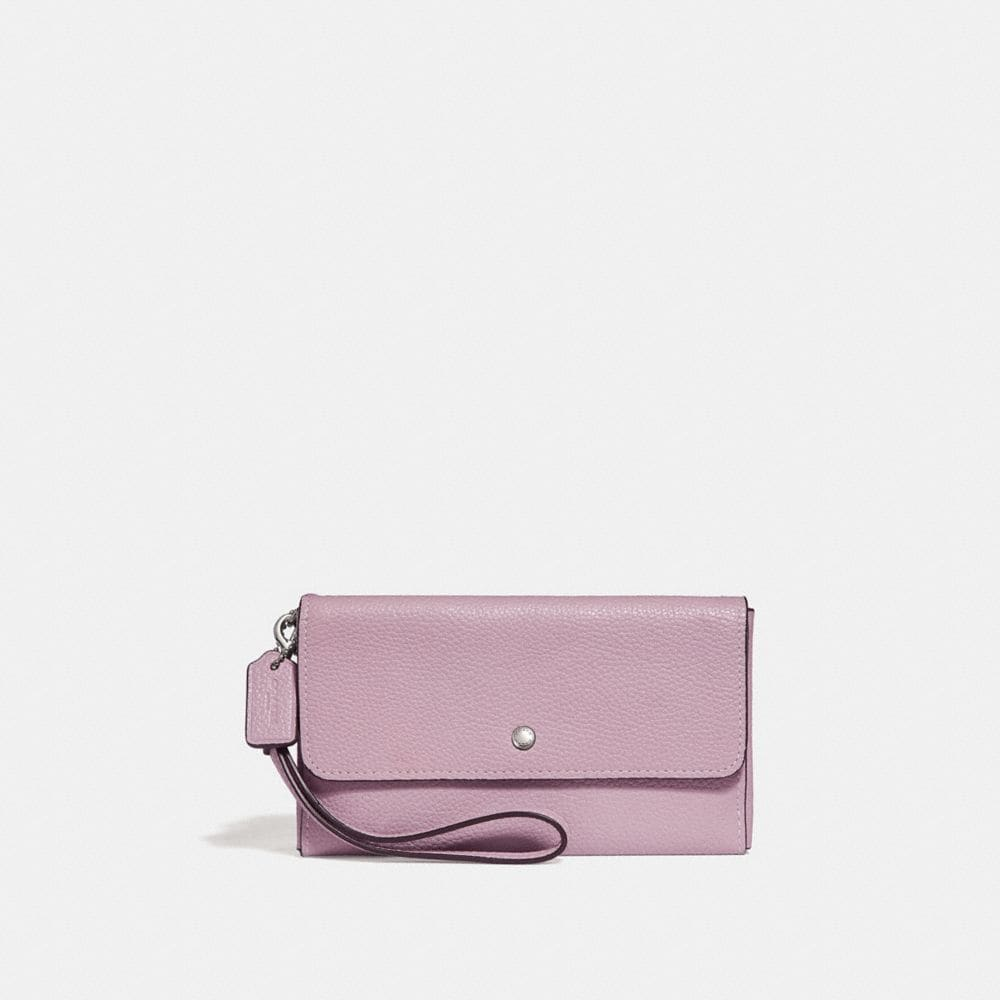 Coach Triple Small Wallet