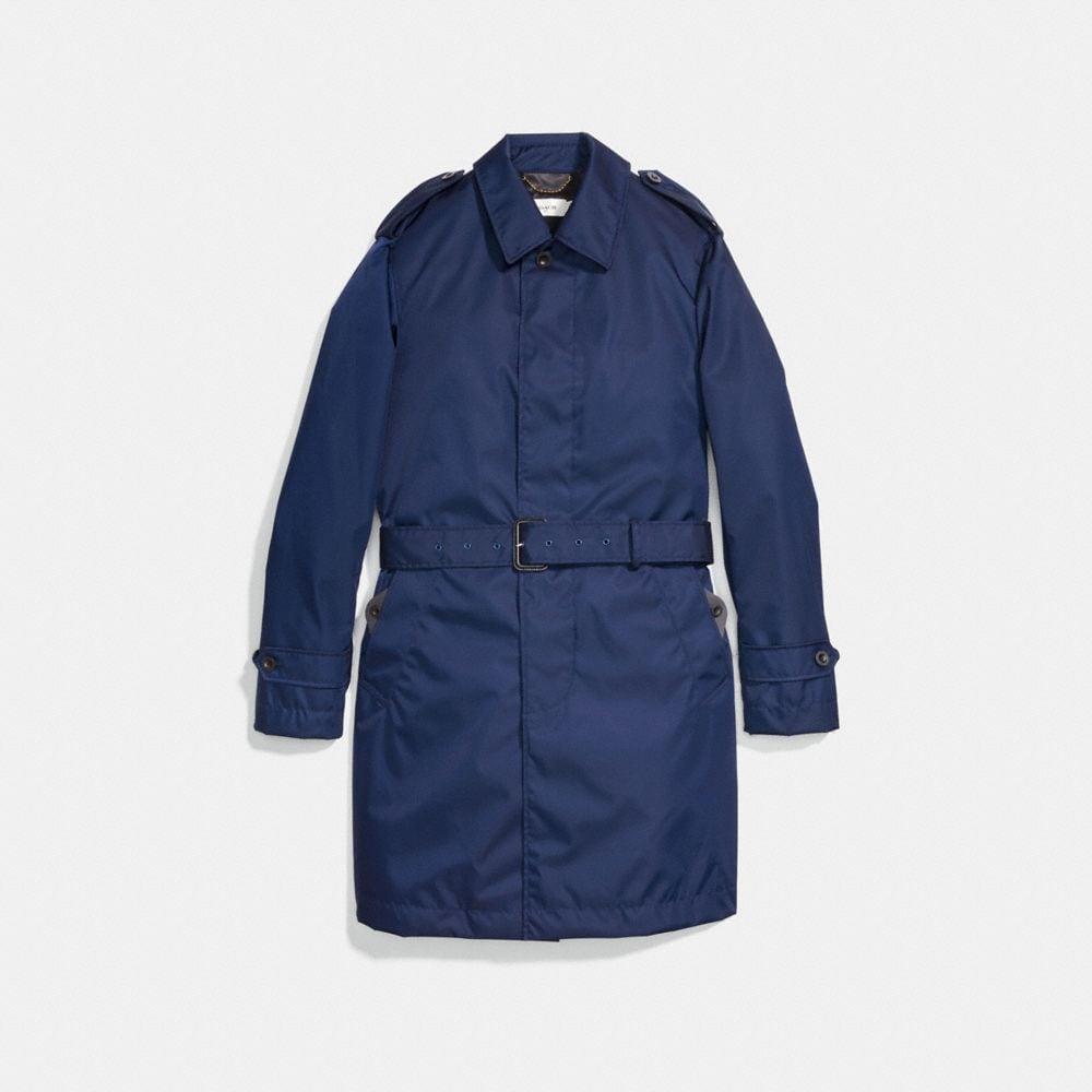 Coach Overcoat