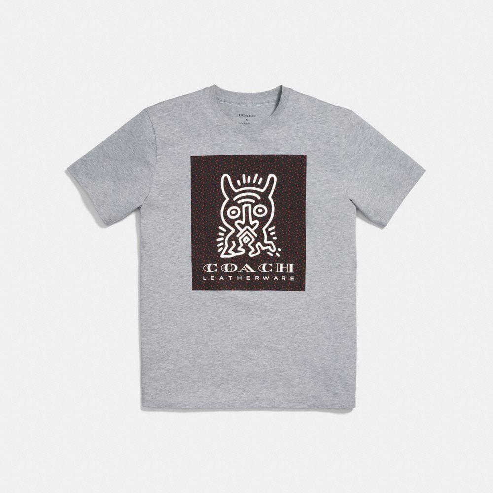 Coach Coach X Keith Haring T-Shirt