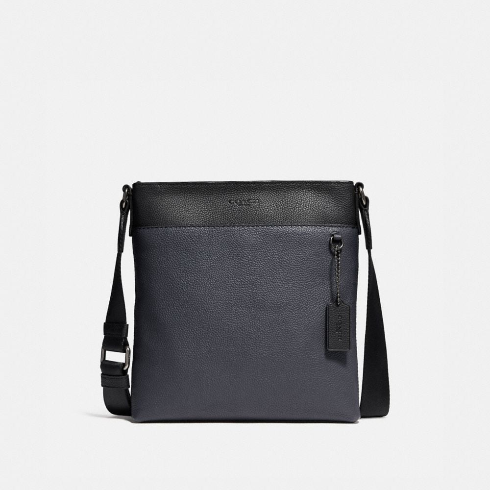 Coach Metropolitan Slim Messenger in Colorblock