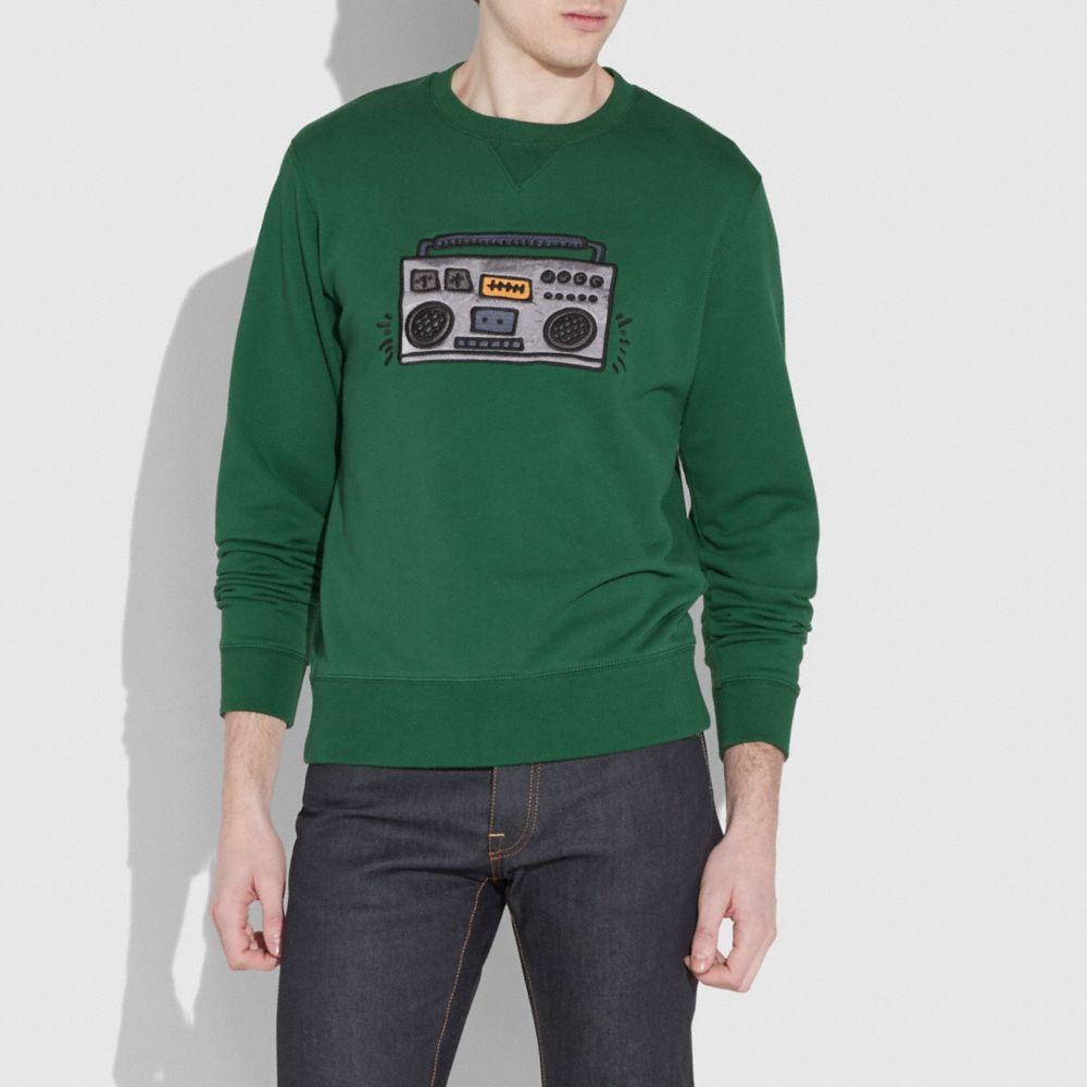 Coach Coach X Keith Haring Sweatshirt