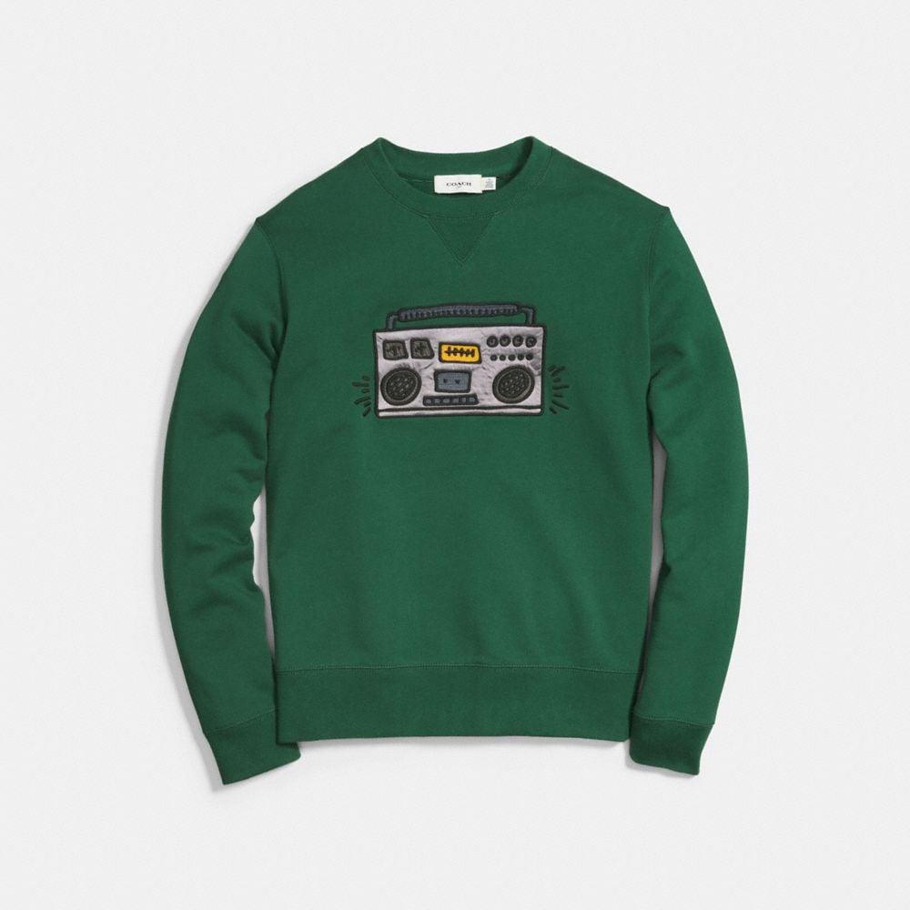 Coach Coach X Keith Haring Sweatshirt Alternate View 1
