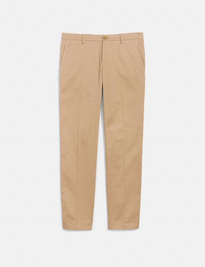 Coach Trouser Khaki Staff Sale