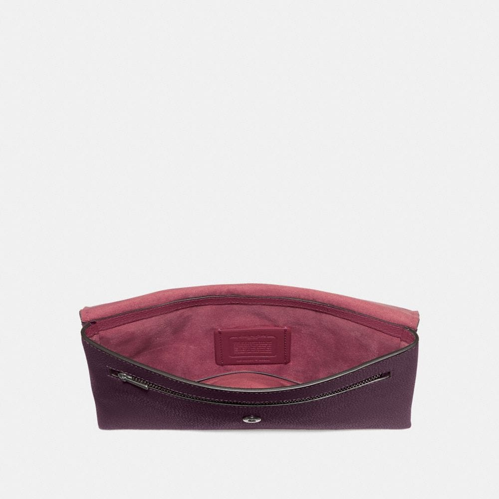 Coach Envelope Pouch in Colorblock Alternate View 1