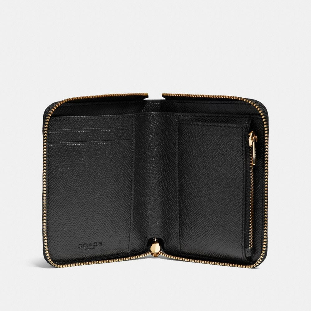 Small Zip Around Wallet by Coach