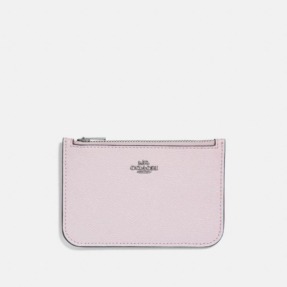 Coach Zip Card Case in Colorblock