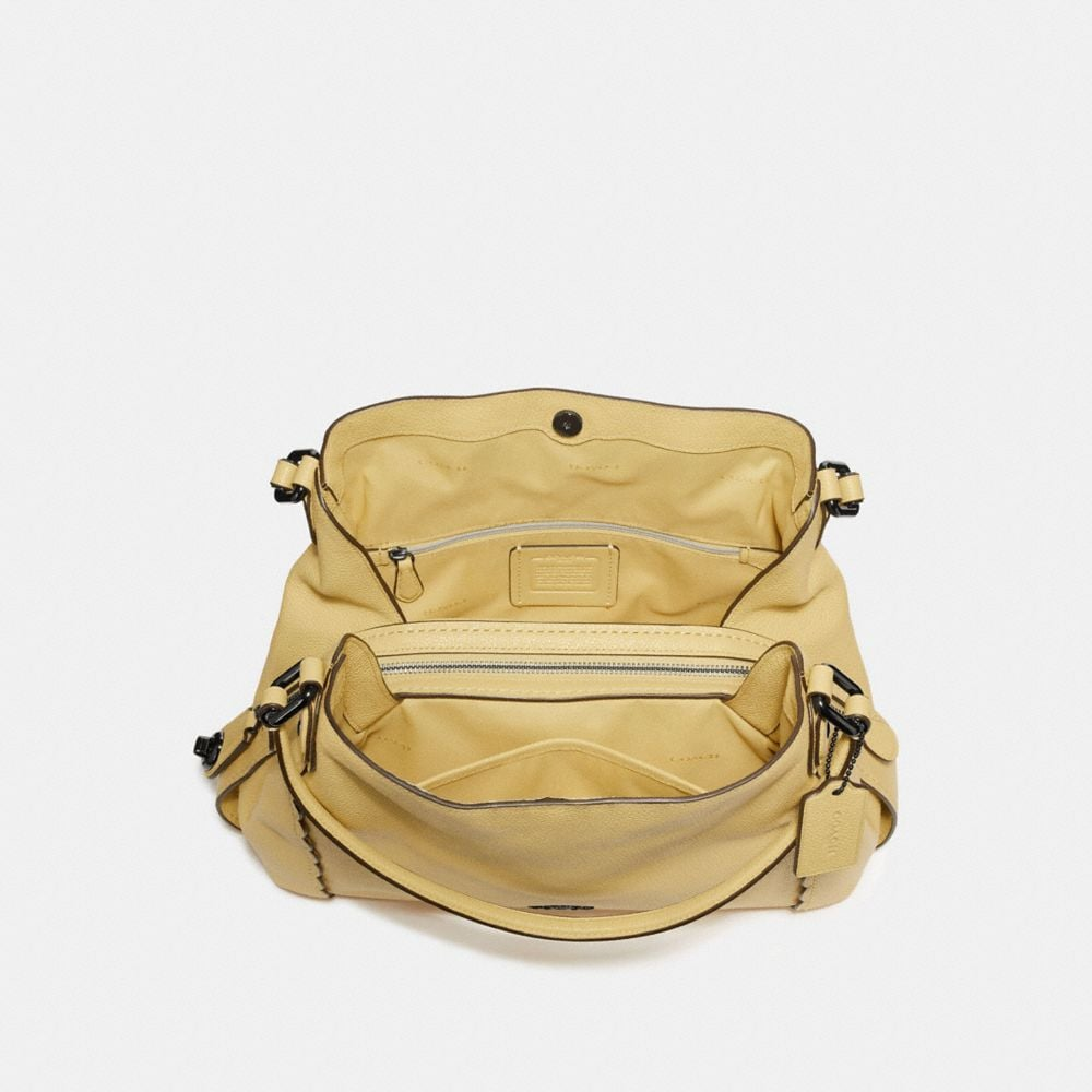 Coach Edie Shoulder Bag 31 With Scalloped Detail Alternate View 2