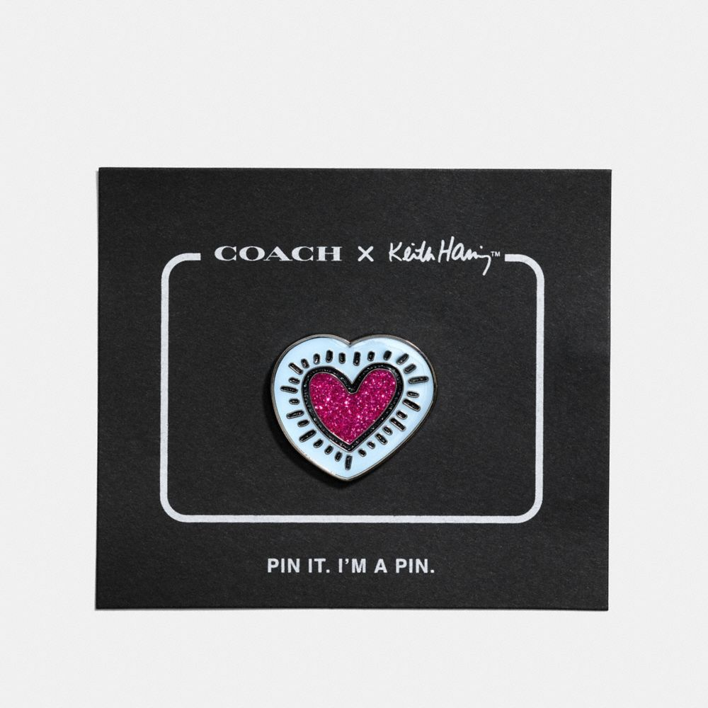Coach X Keith Haring Pin by Coach