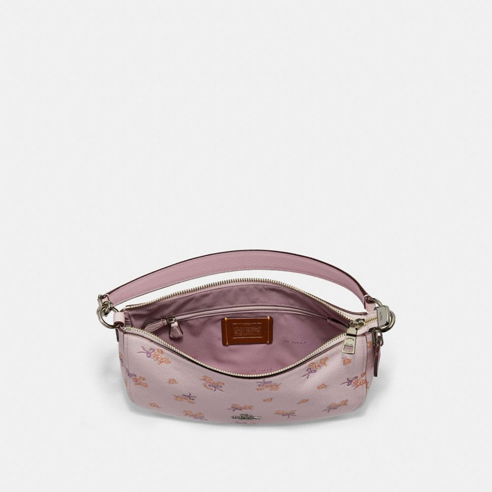 Coach Chelsea Crossbody With Floral Bow Print Alternate View 2