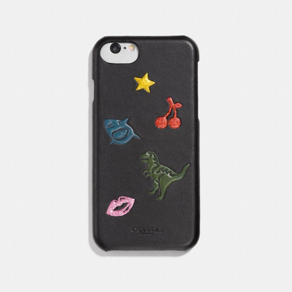 Coach Motif iPhone 7/X Case