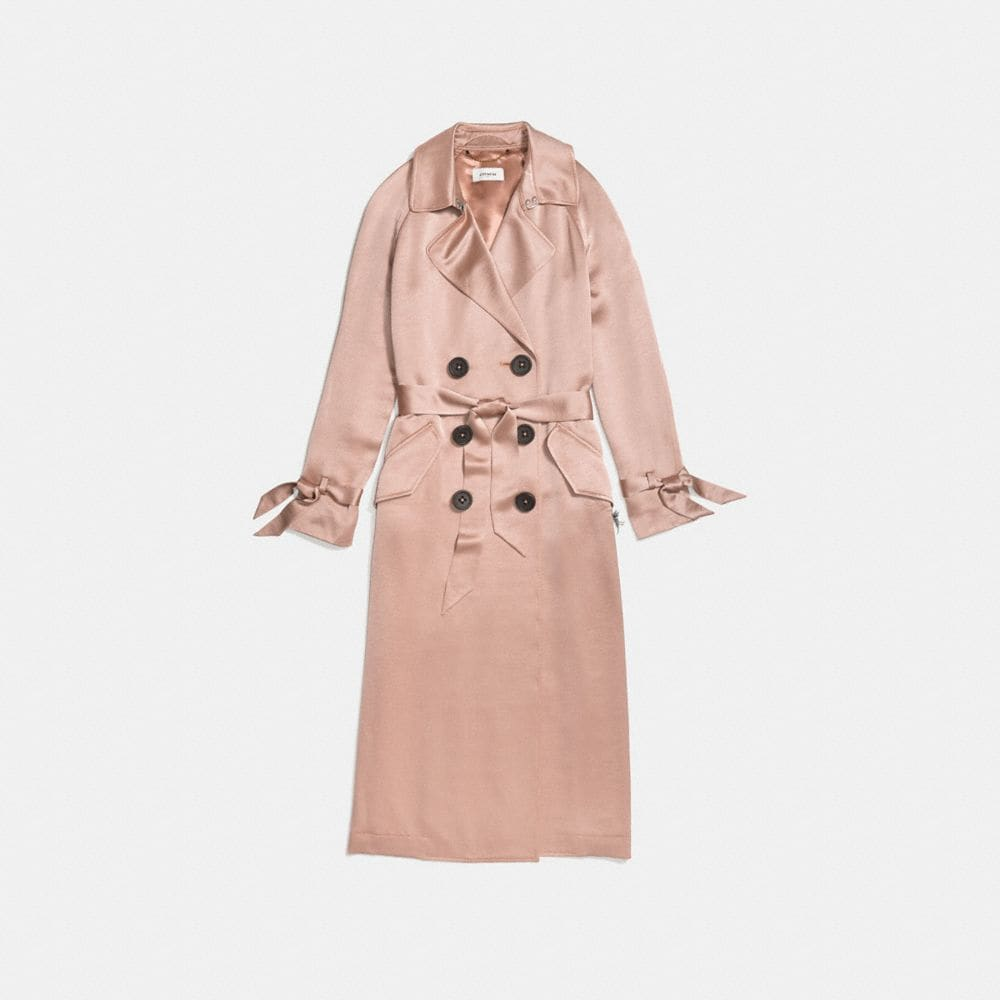 Coach Soft Trench