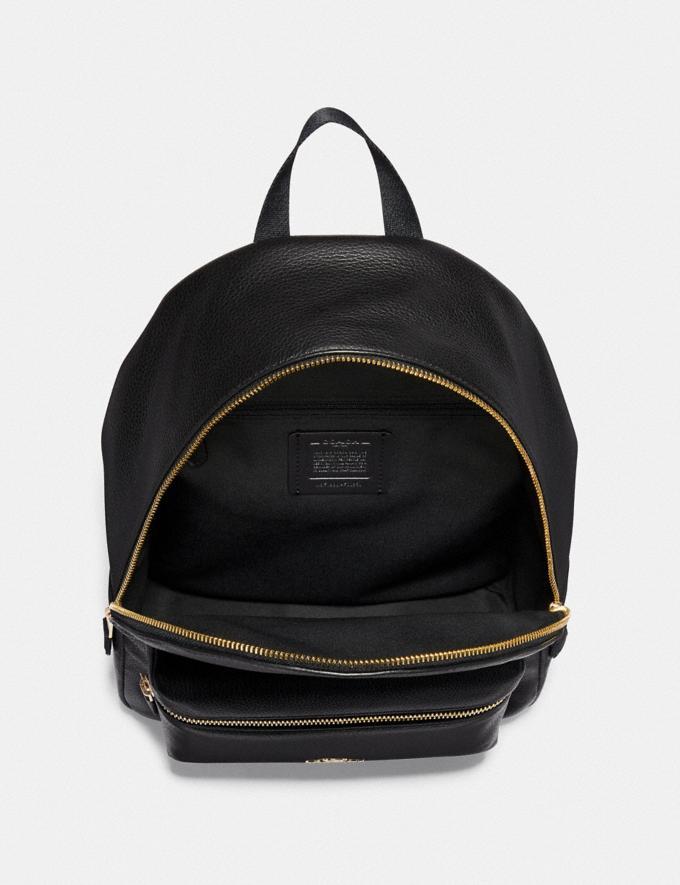 Coach Medium Charlie Backpack Im/Blossom Women Bags Alternate View 1